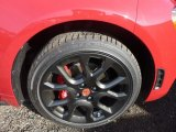 Fiat 124 Spider Wheels and Tires