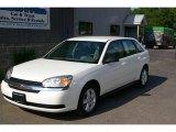 2005 White Chevrolet Malibu Maxx LS Wagon #12958196