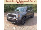 2018 Granite Crystal Metallic Jeep Renegade Latitude 4x4 #129697414