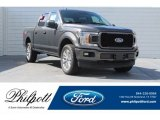 2018 Magnetic Ford F150 STX SuperCrew 4x4 #129697356