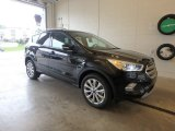 2018 Shadow Black Ford Escape Titanium 4WD #129697313