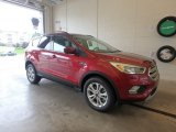 2018 Ruby Red Ford Escape SE 4WD #129697310