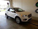 2018 White Platinum Ford Escape Titanium 4WD #129697307