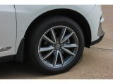 Acura RDX Wheels and Tires