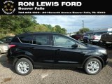 2018 Shadow Black Ford Escape SEL 4WD #129697296