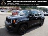 2018 Black Jeep Renegade Latitude 4x4 #129697388