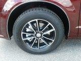 Dodge Grand Caravan 2019 Wheels and Tires