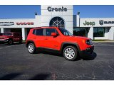 2018 Colorado Red Jeep Renegade Latitude #129747209