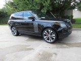 2018 Santorini Black Metallic Land Rover Range Rover SVAutobiography Dynamic #129747340