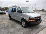 Chevrolet Express 2018 Data, Info and Specs