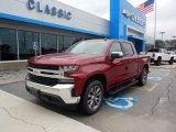 2019 Cajun Red Tintcoat Chevrolet Silverado 1500 LT Crew Cab 4WD #129747321