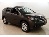 2014 Kona Coffee Metallic Honda CR-V EX AWD #129747307
