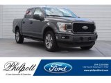 2018 Magnetic Ford F150 STX SuperCrew 4x4 #129747224