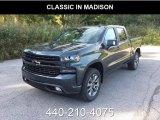 2019 Shadow Gray Metallic Chevrolet Silverado 1500 RST Crew Cab 4WD #129769226