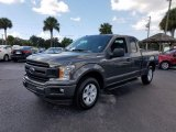 2018 Magnetic Ford F150 XL SuperCab #129769268