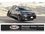 2019 Toyota Sienna SE AWD Data, Info and Specs