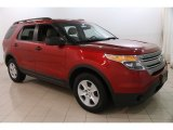 2013 Ruby Red Metallic Ford Explorer 4WD #129769252