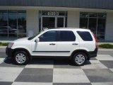 2006 Taffeta White Honda CR-V EX 4WD #12962409