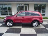 2007 Tango Red Pearl Honda CR-V EX-L 4WD #12962364