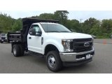 2018 Ford F350 Super Duty XL Regular Cab 4x4 Dump Truck Data, Info and Specs