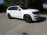 2014 Bright White Jeep Grand Cherokee SRT 4x4 #129797223
