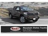 2019 Smoked Mesquite Toyota Tundra Platinum CrewMax 4x4 #129796911