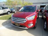 2018 Ruby Red Ford Escape SEL 4WD #129797148