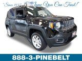 2018 Black Jeep Renegade Latitude 4x4 #129796951