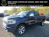 2019 Patriot Blue Pearl Ram 1500 Limited Crew Cab 4x4 #129796987