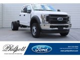 2019 Ford F450 Super Duty XL Crew Cab 4x4 Chassis