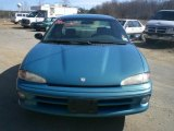 1997 Island Teal Satin Glow Dodge Intrepid Sedan #12956375