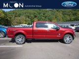 2018 Ruby Red Ford F150 King Ranch SuperCrew 4x4 #129797057