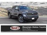 2019 Magnetic Gray Metallic Toyota Tundra SR5 CrewMax 4x4 #129817928