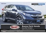 2018 Gunmetal Metallic Honda CR-V EX #129818006