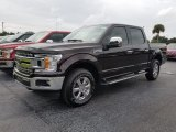2018 Magma Red Ford F150 XLT SuperCrew 4x4 #129818165