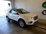 2018 White Platinum Ford Escape SE 4WD #129818000