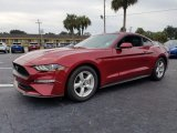 2018 Ruby Red Ford Mustang EcoBoost Fastback #129818162