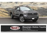 2019 Magnetic Gray Metallic Toyota Tundra TRD Sport Double Cab 4x4 #129837485