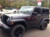 2017 Granite Crystal Metallic Jeep Wrangler Sport 4x4 #129837557