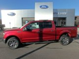 2018 Ruby Red Ford F150 XLT SuperCrew 4x4 #129837682