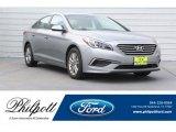 2017 Shale Gray Metallic Hyundai Sonata SE #129837615