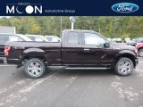2018 Magma Red Ford F150 XLT SuperCab 4x4 #129859329