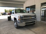 2019 Chevrolet Silverado 3500HD Work Truck Regular Cab Chassis