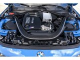BMW M4 Engines