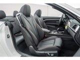 2018 BMW 4 Series Interiors