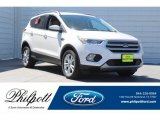 2018 White Platinum Ford Escape SEL #129859340