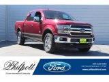 2018 Ruby Red Ford F150 King Ranch SuperCrew 4x4 #129859334