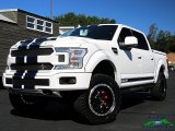2018 Oxford White Ford F150 Shelby Cobra Edition SuperCrew 4x4 #129898823