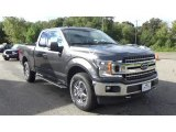 2018 Magnetic Ford F150 XLT SuperCab 4x4 #129904777