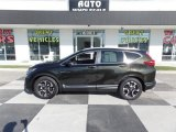 2017 Dark Olive Metallic Honda CR-V Touring #129910480
